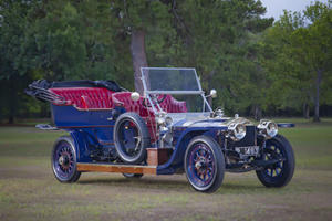 Up for Auction: Pair of Rare Rolls-Royce Silver Ghosts