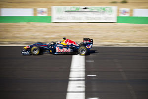 Red Bull Gives You Wings: Tom Cruise Goes F1
