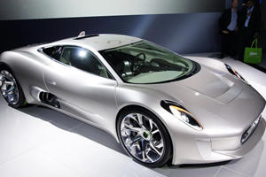 Report: Jaguar and Williams Working Together on C-X75