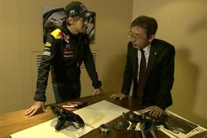 Video: Infiniti Teases Sebastian Vettel Edition