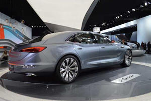 Buick Talks About Design Of Flagship Avenir, The Half-Australian Concept That Might See Production