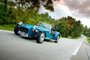 At Long Last, Caterham Has Launched A Program For Selling Pre-Owned Sevens In The UK