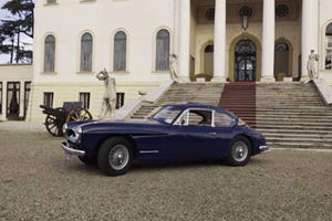The Touching Story Of A Jensen 541's Trip From Ireland To Italy