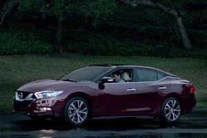 Nissan Revealed New Maxima Last Night In Super Bowl Commercial