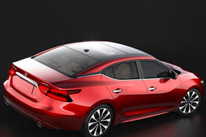 Nissan Reveals Two New Images Of The Chunky-Looking 2016 Maxima