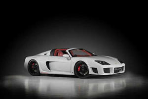 Noble M600 Speedster Still Isn't Here, But We're Getting Closer And Production May Start This Year