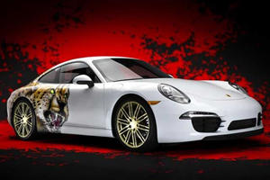 Adidas Is Giving Away Three Porsche 911s To NFL Prospects Which Will Match Their Shoes