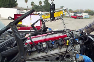 These Guys Swapped A Chevrolet LS6 Crate Engine Into A Boat Just Because