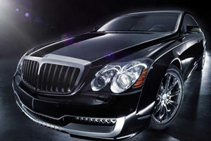 Maybach 57S Xenatec Coupe, One Of Only Eight In The World, Is Up For Sale
