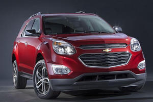 Chevy Equinox Unveiled With Fresh Styling Ahead Of Chicago Debut