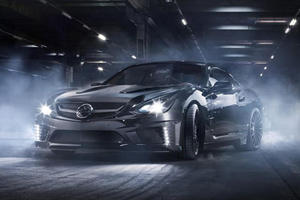 Carlsson Introduces Mercedes SL-Based C25 Super GT Final Edition With 750-HP V12