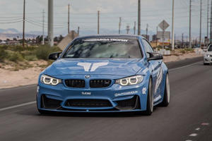 Watch The Incredible Targa Trophy MegaRun With Some Mega BMW M4s