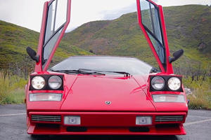 Check Out This Awesome Tribute To Supercars With Pop-Up Headlights