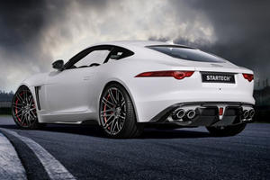 Startech Unveils Beautifully Restyled Jaguar F-Type Ahead Of Geneva