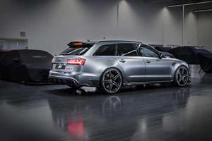 ABT Sportline's Audi RS6-R Is A 730-Horsepower Monster Wagon That's Coming To Geneva