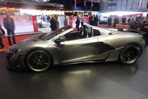 Fab Design Brings Restyled European Exotics To The Geneva Motor Show