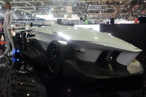 The Torq Is The Autonomous Electric Race Car That Nobody Even Knew They Shouldn't Ask For
