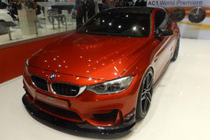 AC Schnitzer Unveils BMW M4 With 510 HP And New Racing Looks