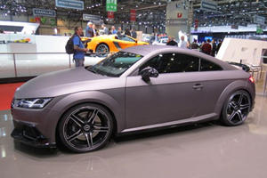 ABT Brings Audi TT To Geneva: This Is NOT A Hairdresser's Car