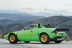 This Gorgeous Lancia Stratos HF Stradale Can Be Your Key To Seventies Rally Glory