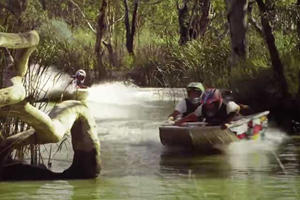 Swamp Racing Is Lunacy, But This Video Will Make You Want To Do It
