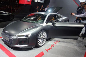 Don't Like The New R8? Don't Worry Because The Next One Could Look Very Different
