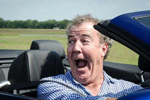 Jeremy Clarkson Hints Top Gear Is Dead With Dinosaur References