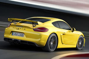 Watch This Legendary Porsche Driver Have His Way With The Cayman GT4