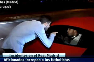Watch Real Madrid Fans Lash Out At Gareth Bale's Bentley After Humiliating Loss