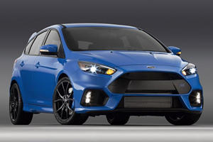 Your New Ford Focus RS Is Coming To The US Next Spring