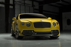 Bentley Continental GT W12 Never Looked So Good