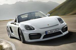 Is The Porsche Boxster Spyder The Greatest Porsche Roadster Ever?