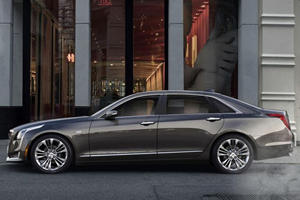 The 2016 Cadillac CT6 Is Here And It's Absolutely Glorious