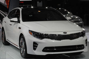 The 2016 Kia Optima May Just Be The Best-Looking Family Sedan Out There
