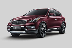 Infiniti QX50 Arrives In NYC Looking New And Improved, But Is It Any Better?