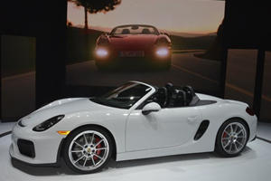 Feast Your Eyes On The Gorgeous Porsche Boxster Spyder