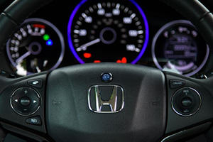 Honda HR-V SLF Is the Car of Your Daughter's Dreams