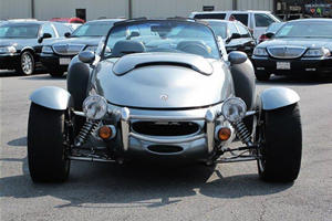 Unique of the Week: 1999 Panoz Roadster AIV 10th Anniversary Edition