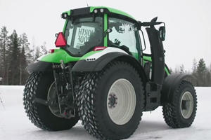 This Is The Fastest Tractor In The World