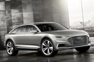 New Audi Concept Reveals Which Way The Company Is Headed