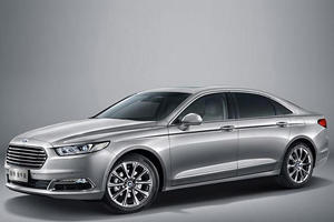 Ford Shows Off The New Taurus That You Can't Have