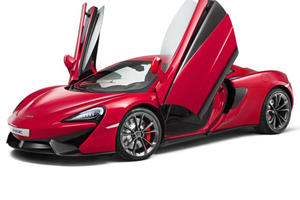 This Is the McLaren 540C: Your Affordable McLaren Has Arrived