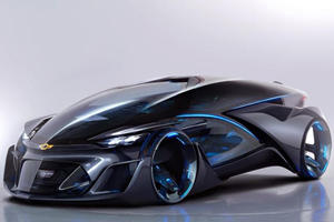 This Is What Chevrolet Thinks We'll Be Driving In The Future