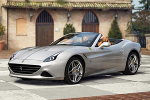Which Two Famous Ladies Inspired This Custom Ferrari?
