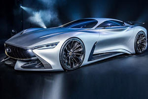 Infiniti Vision GT Concept Revealed: Should It Be The Automaker's Halo Car?