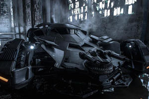 Why Is The Batmobile Driving So Damn Slow?