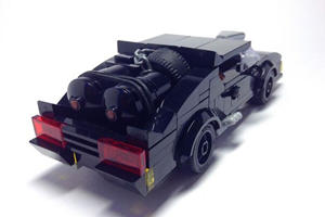 This Insane LEGO Mad Max Tribute Features The Movie's Craziest Rides