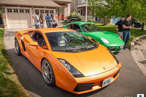 Awesome Is When Residents Surrender Their Neighborhood To Supercars