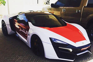 Abu Dhabi's Police Force Is The Most Badass In The World