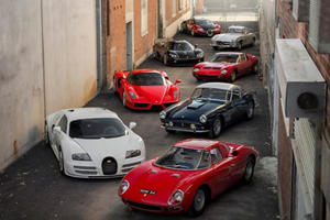 The World's Rarest Supercar Collection Is Up For Auction: Here's What It's Worth